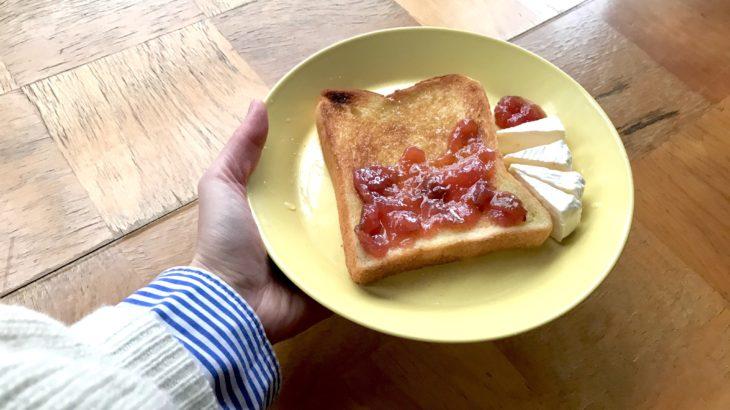 美味しいジャムがあれば、朝ごはんは2倍しあわせ